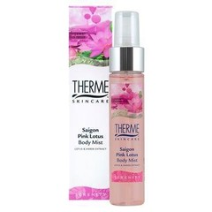 Therme Saigon pink lotus body mist (60 ml)