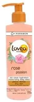Lovea Lovea Rose body lotion (250 ml)