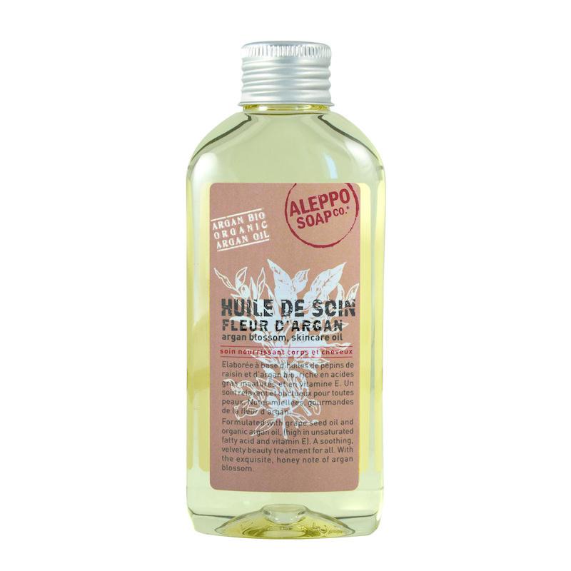 Aleppo Soap Co Body olie Arganbloesem (150 ml)