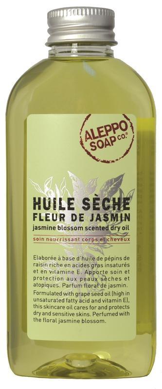 Aleppo Soap Co Body olie jasmijnbloesem (150 ml)