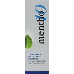 Mentho 10 Mentholpoeder 2% (75 gram)