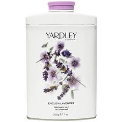 Yardley Lavender talc tin (200 gram)