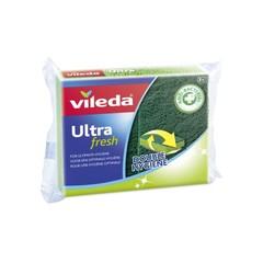 Vileda Schuurspons ultra fresh (2 stuks)
