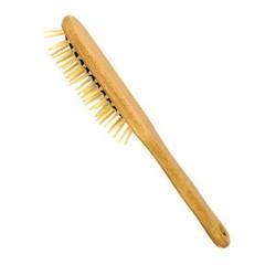 Forsters Haarborstel punt hout noppen beukenhout langwerpig (1 stuks)