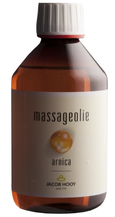 Jacob Hooy Jacob Hooy Arnica massage olie (250 ml)
