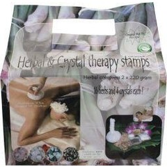 Alive Herbal & crystal therapy stamps (220 gram)
