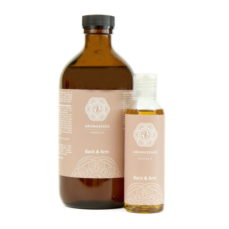 CHI CHI Aromassage 3 back & arm (500 ml)