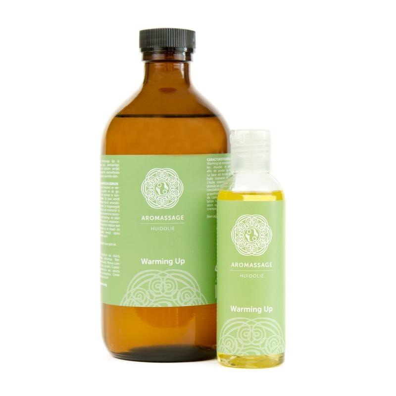 CHI CHI Aromassage 4 warming up (500 ml)
