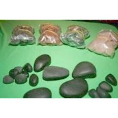 Alive Hotstones regenboog obsidiaan (1 kilogram)