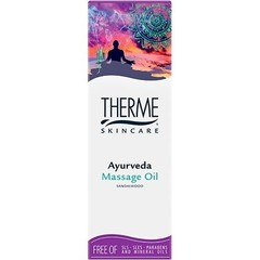 Therme Ayurveda massage olie (125 ml)