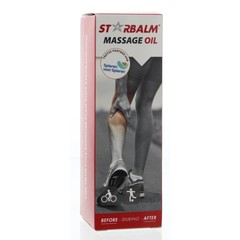 Star Balm Massageolie (50 ml)