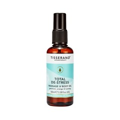 Tisserand Total de-stress body olie (100 ml)
