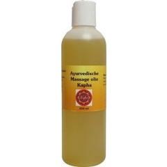 Alive Ayurvedische massageolie kapha (250 ml)