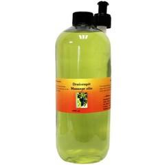 Alive Druivenpit massageolie (1 liter)