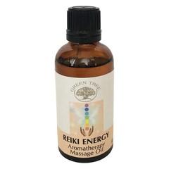 Green Tree Massage olie reiki energy (50 ml)