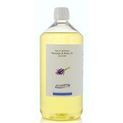Ginkel's Massage & body oil lavender (1 liter)