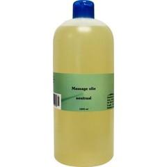 Alive Massageolie neutraal (1 liter)