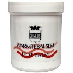 Chemodis Warmtebalsem hot (150 ml)