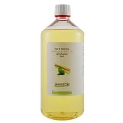 Ginkel's Massage & body oil lemongrass & mint (1 liter)