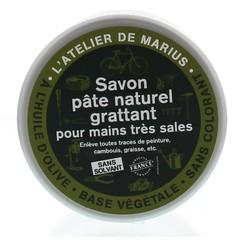 Marius Fabre Atelier marius zeepscrub zwart (200 ml)
