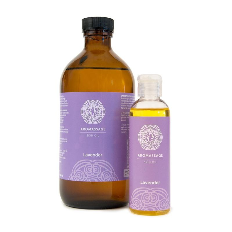 CHI CHI Aromassage lavender (500 ml)