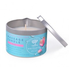 Treets Massage candle stress relief (140 gram)