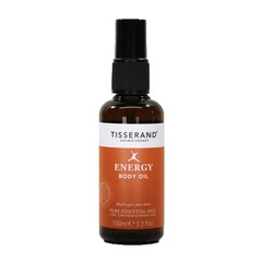 Tisserand Energy high massage & bodyolie (100 ml)