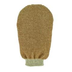 Forsters Massage handschoen tweezijdig linnen / katoen (1 stuks)