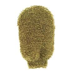 Forsters Massage handschoen grof Indian vlas (1 stuks)