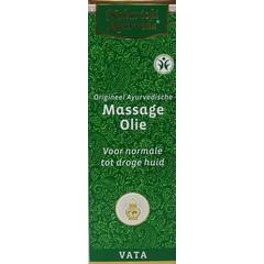 Maharishi Ayurv Vata massage olie BDIH (200 ml)