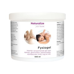 Naturalize Fysiogel (500 ml)