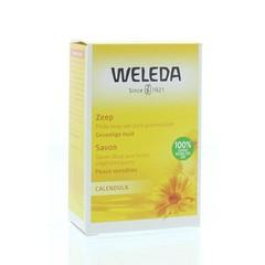 Weleda Calendula zeep (100 gram)