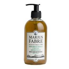 Marius Fabre Zeep kamperfoelie met pomp (400 ml)