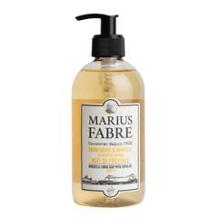 Marius Fabre Zeep honing met pomp (400 ml)
