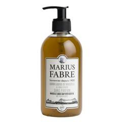 Marius Fabre Zeep zonder parfum met pomp (400 ml)