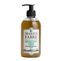 Marius Fabre Zeep verbena met pomp (400 ml)