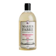 Marius Fabre Zeep navuling roos (1 liter)