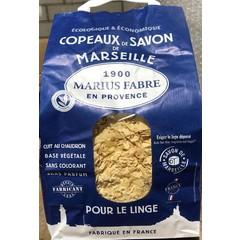 Marius Fabre Savon Marseille zeepvlokken zak zonder palmolie (980 gram)