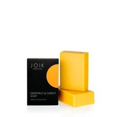 Joik Grapefruit soap with carrot juice (100 gram)