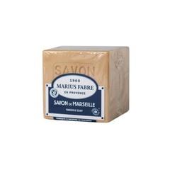 Marius Fabre Marseille zeep blanc in folie (400 gram)