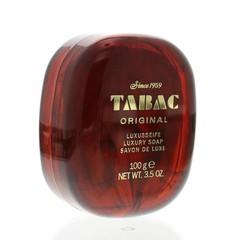 Tabac Original badzeep in plastic doosje (100 gram)