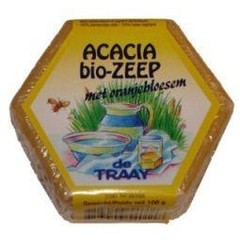Traay Zeep acacia / oranjebloesem (100 gram)