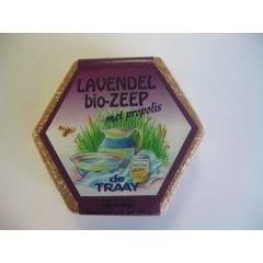 Traay Zeep lavendel / propolis bio (100 gram)