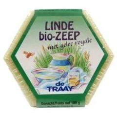 Traay Zeep lindebloesem / koninginnegelei bio (100 gram)