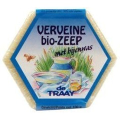 Traay Zeep verveine / bijenwas bio (100 gram)