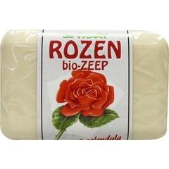 Traay Zeep roos / calendula bio (250 gram)