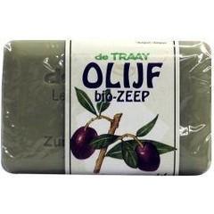 Traay Zeep olijf / lavendel bio (250 gram)