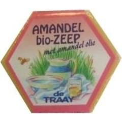 Traay Zeep amandel olie bio (100 gram)