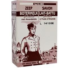 Evi Line Botermelk zeep amandel (100 gram)