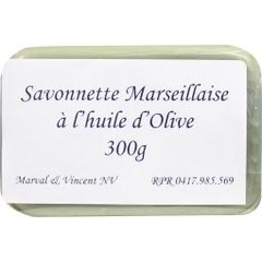Evi Line Savonette de Marseille olijf (300 gram)